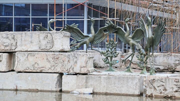 Не фонтан: в Уфе продолжают умирать декоративные источники советской эпохи