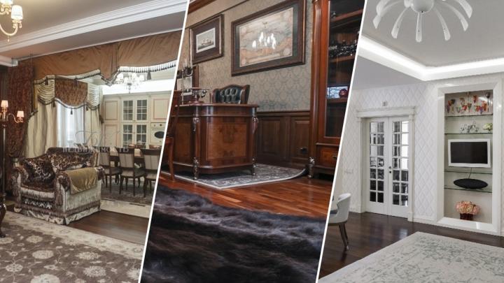 В каких квартирах живут миллионеры: разглядываем самое дорогое жилье, выставленное на продажу в Новосибирске