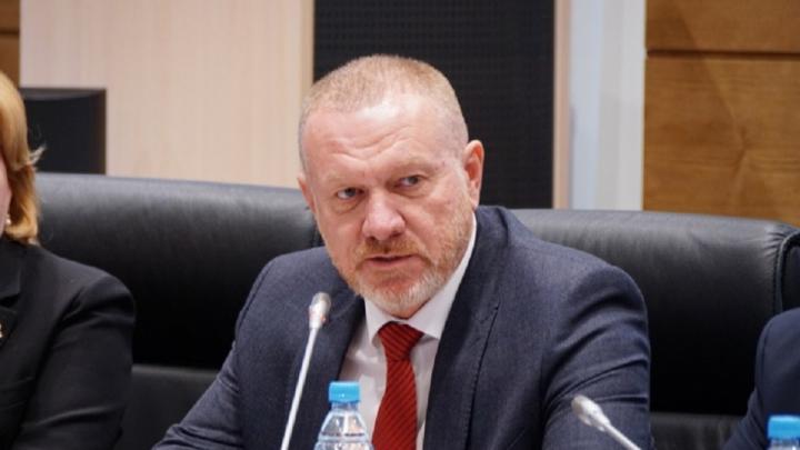«Я остаюсь»: сенатор Сергей Горняков сохранил пост секретаря волгоградской «Единой России»