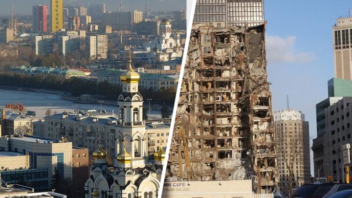 Законопроект о «превращении Екатеринбурга в Детройт» приняли только в первом чтении