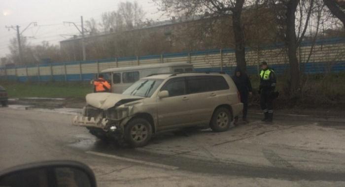 В аварии пострадали двое взрослых