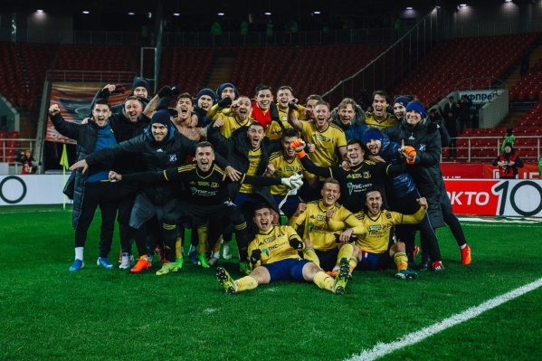 Эта игра была последней для желто-синих в 2019 году