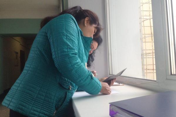 Протокол на Вешкурцеву пришли составлять прямо в университет