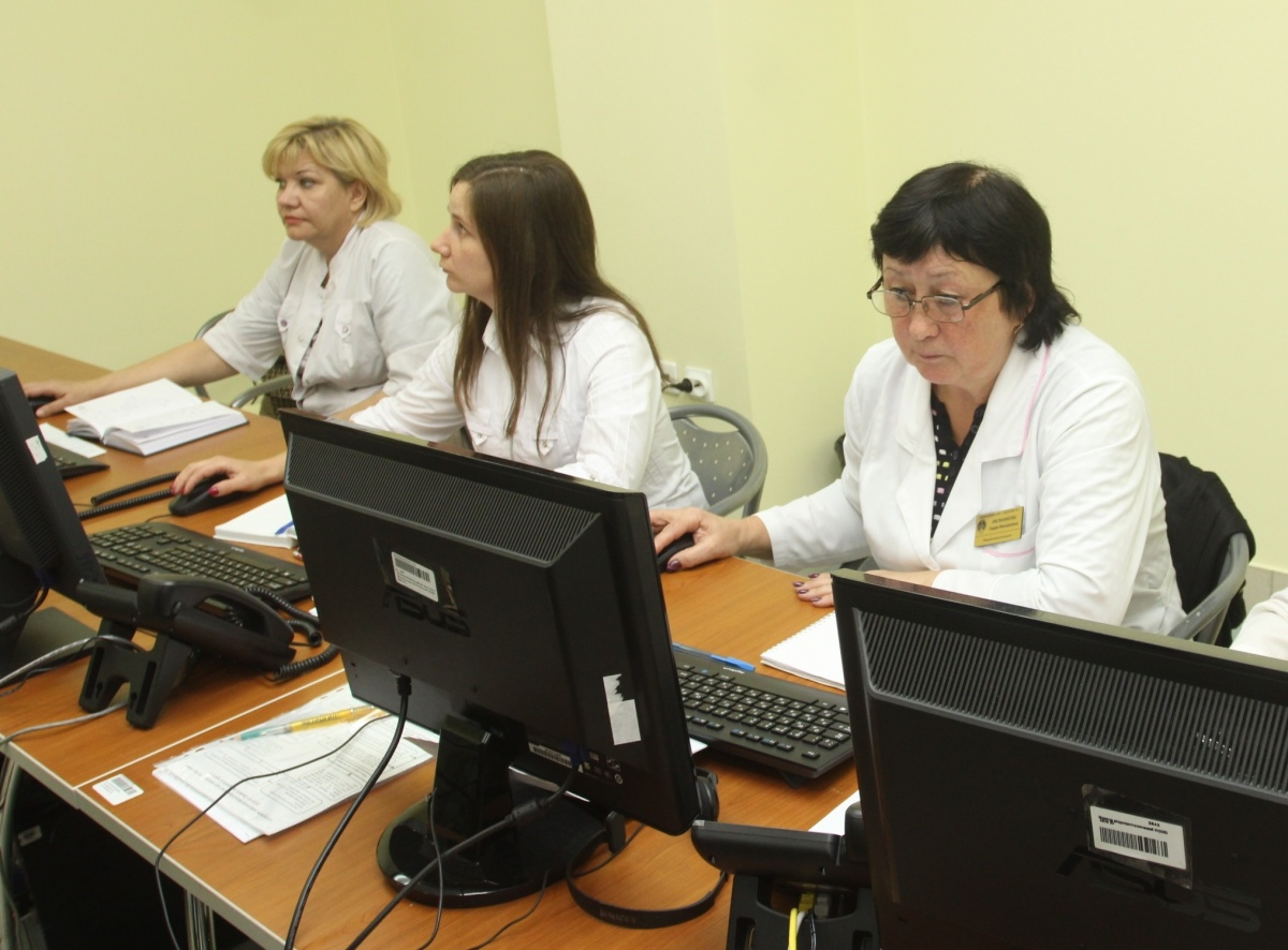 Кол-центр работает на базе Самарского областного онкоцентра