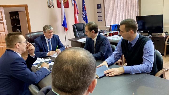 «Ищем специалистов»: в Котельниковском районе активизируют подготовку кадров для Гремячинского ГОКа