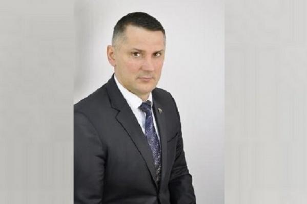 Андрея Бондарева задержали 22 марта при получении денег