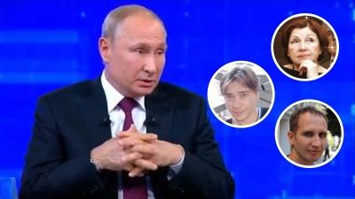 «Острых вопросов не было»: какие жалобы президент Владимир Путин обошёл на прямой линии стороной