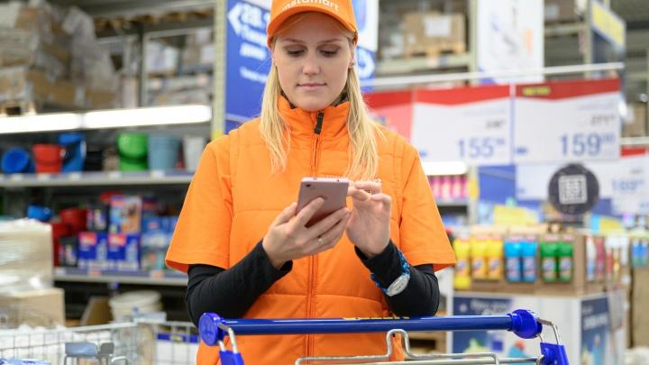 История одного заказа: как работает сервис по доставке товаров Instamart в Волгограде