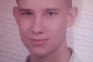 Пропавший 15-летний Виталий Кутузов