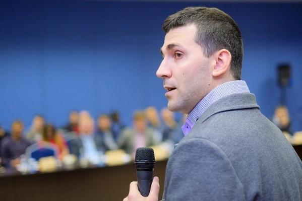 Андрей Корхов начинал работу в «нулевых», создав проект «ЯрМап»