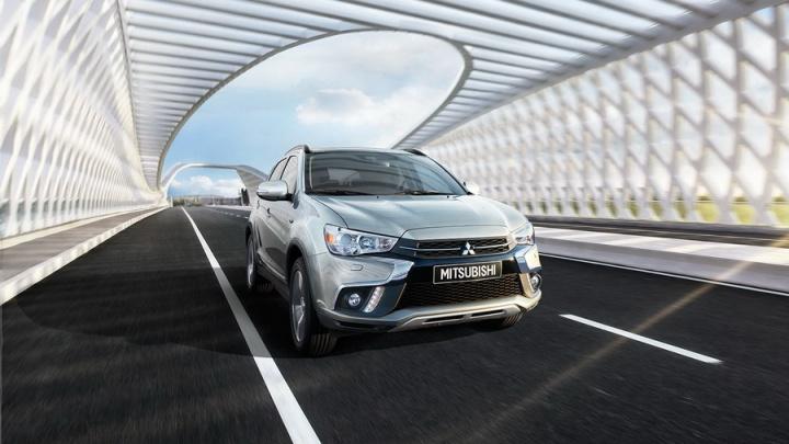 Mitsubishi назвала цены на новую модель в линейке