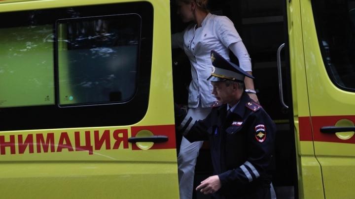 В аварии на ЕКАД пострадали пять человек, в том числе ребенок