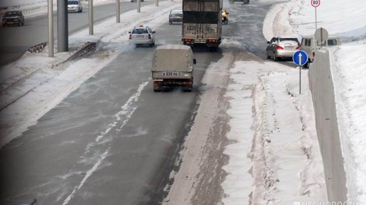 Две развязки на Северном объезде отремонтируют за 102 миллиона