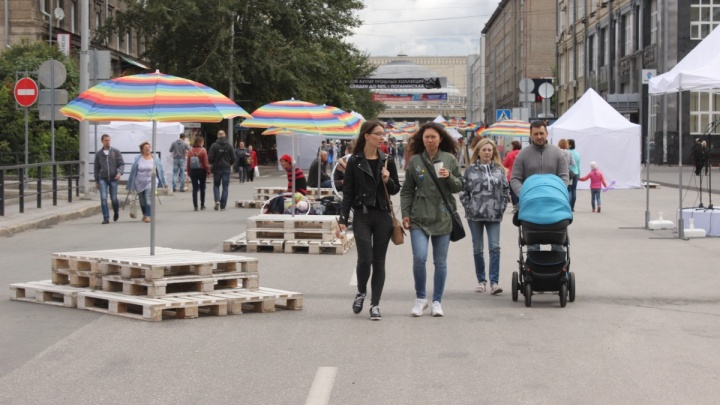 Проспект благоуханности: губернатор захотел привести в порядок улицу Ленина
