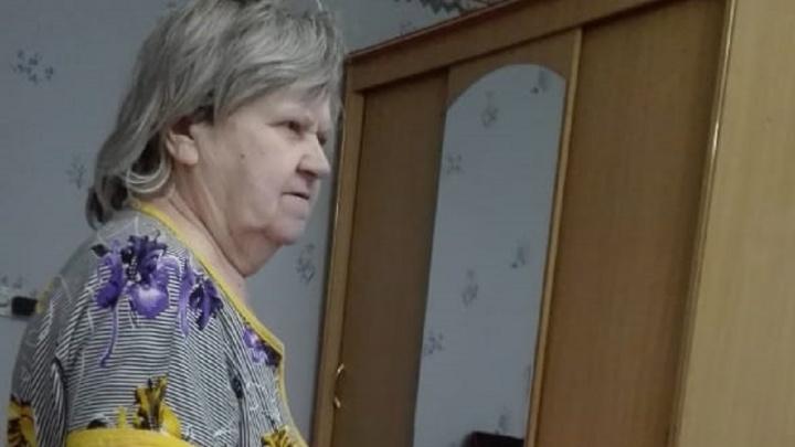 «Дорогу домой сама она уже не найдёт»: на Уралмаше пропала пенсионерка, страдающая потерей памяти