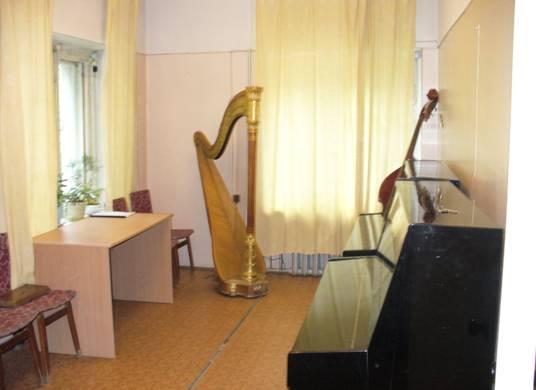 Самые популярные инструменты —фортепиано, флейта, гитара, саксофон