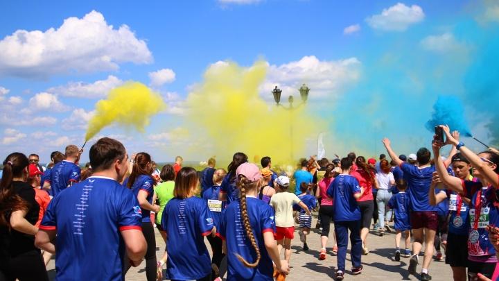 В Самаре трассу марафона на кубок мэра проложили в историческом центре города