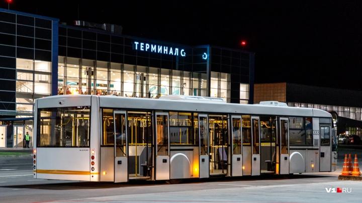 «Аэрофлот» отменил рейсы между Москвой и Волгоградом