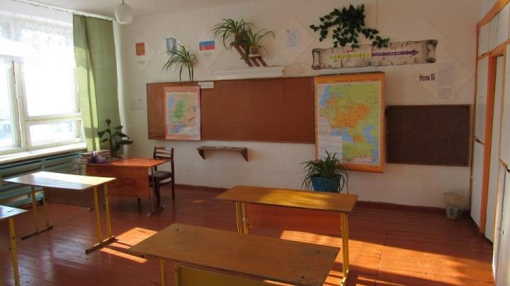 В Зауралье учителя закрываемой на ремонт сельской школы боятся за свои рабочие места