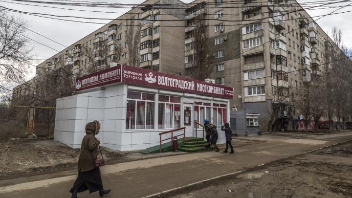 «Единственный на районе»: в Волгограде снесут очередной неугодный чиновникам мясной павильон