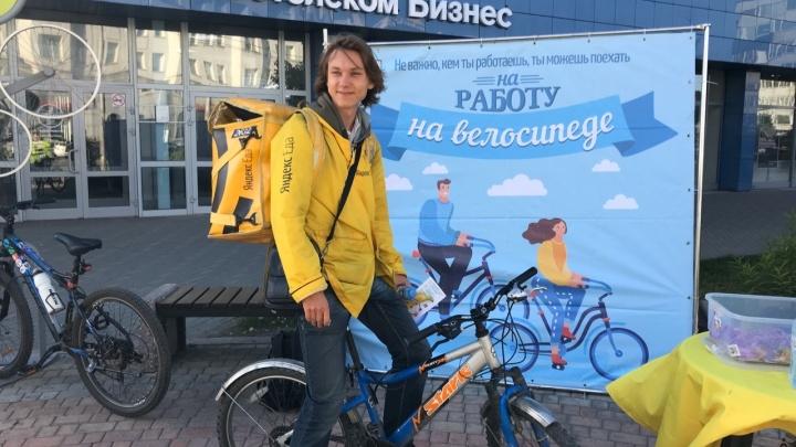 «Не промокнешь и не погибнешь под колёсами»: десятки новосибирцев отказались от автомобилей