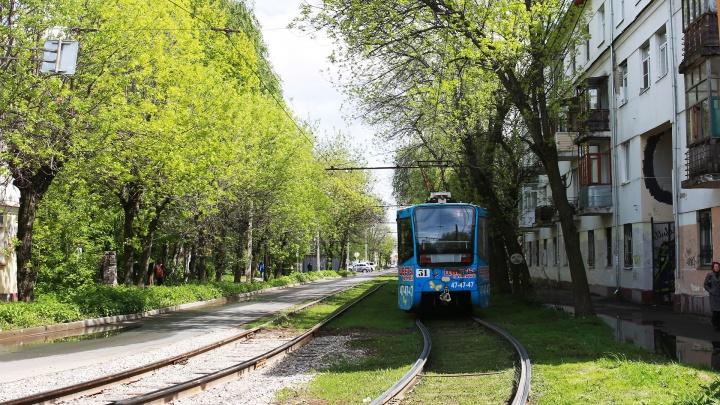Из-за ремонта трамвайных путей в Ярославле ограничат движение: где не проехать