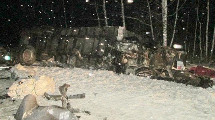 На трассе Екатеринбург — Челябинск пять человек погибли в массовом ДТП