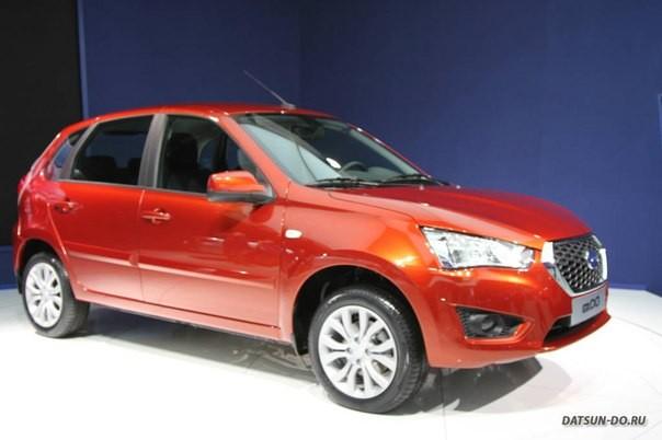 Популярная марка автомобилей Datsun выпустила новую модель - Datsun mi-DO