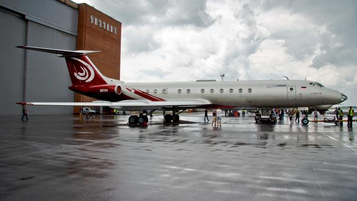 Новосибирский институт возьмёт напрокат два VIP-самолёта
