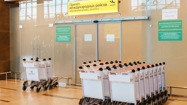 Аэропорт объяснил конфликт с пассажирами и пообещал им обслуживание в бизнес-зале