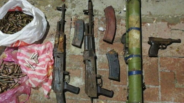 Купим гранатомет недорого: в Ростовской области установили расценки на сдачу оружия