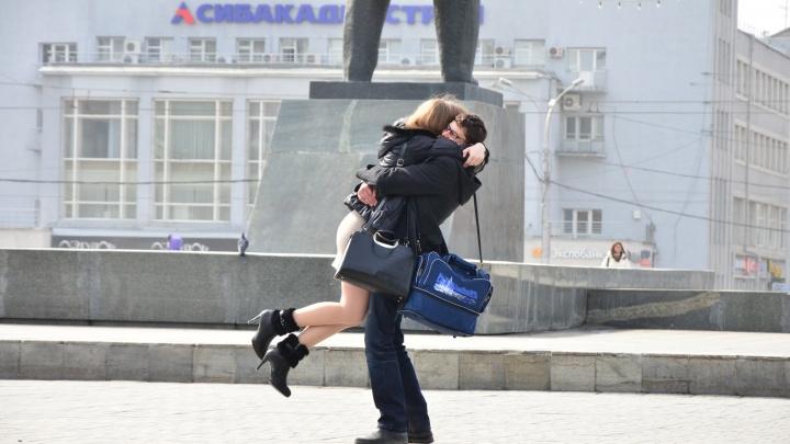 В Новосибирскую область идёт потепление до +13