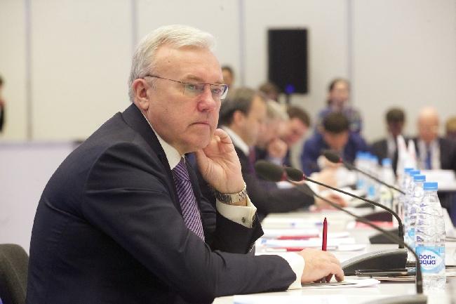 Исполняющий обязанности губернатора Красноярского края Александр Усс