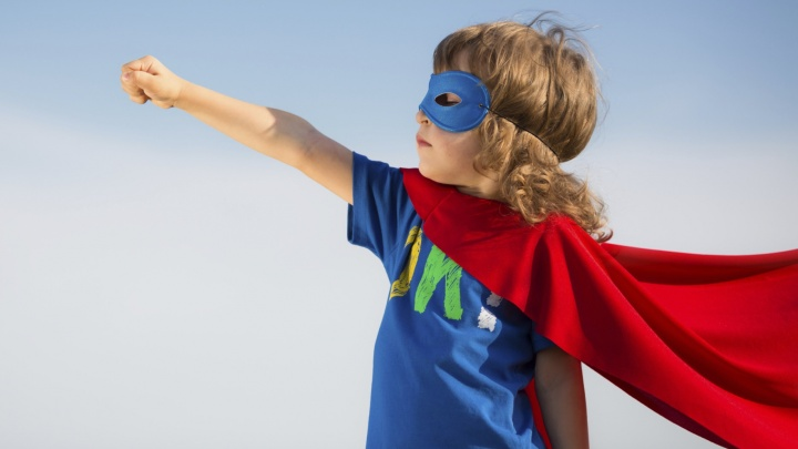 Супергерои помогут дошколятам победить грипп