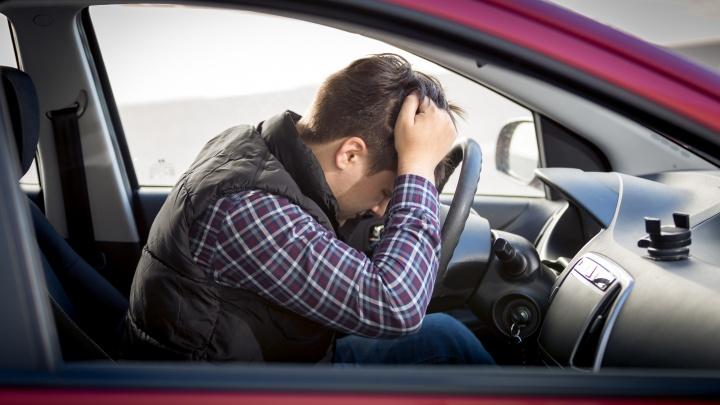 Уральские автолюбители сознались в том, что огорчает их зимой больше всего