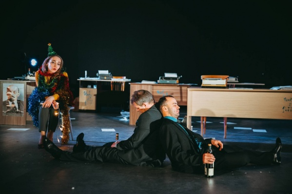На этой неделе екатеринбуржцам покажут спектакль по Довлатову