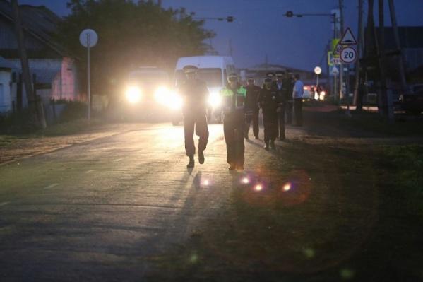 Ночью на поиски ребёнка подняли сотрудников правоохранительных органов