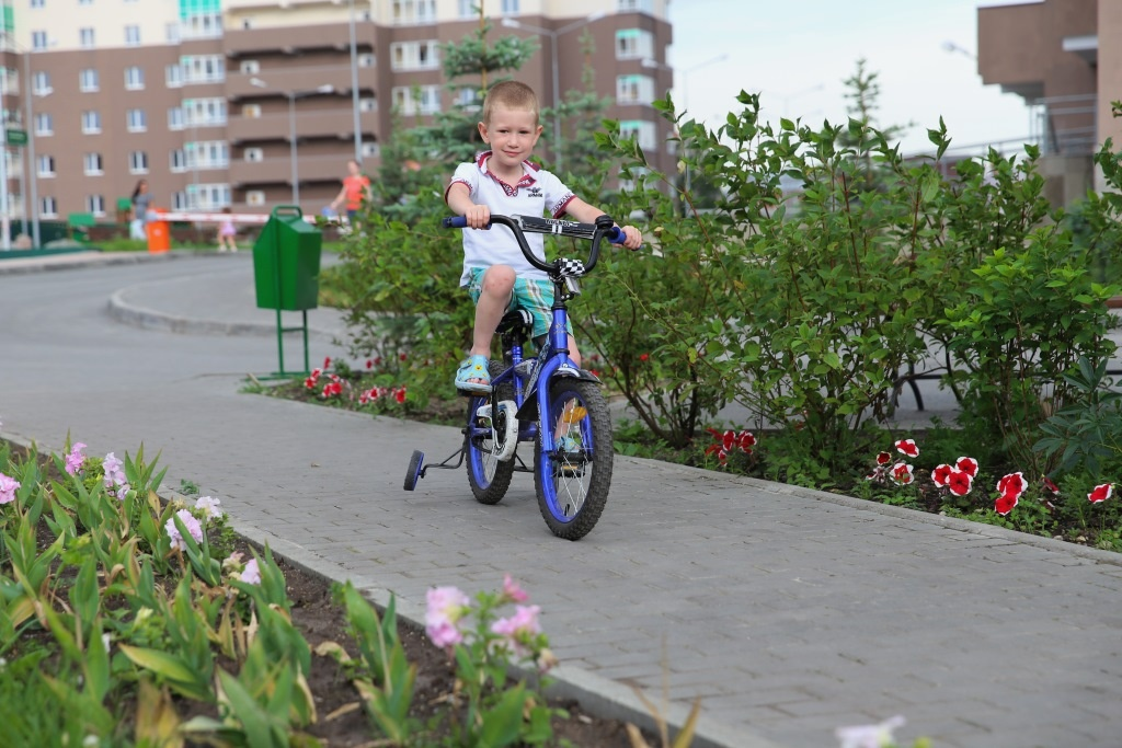 Рай для детей, отрада для взрослых: уральцы открыли для себя спортивный район на карте Екатеринбурга