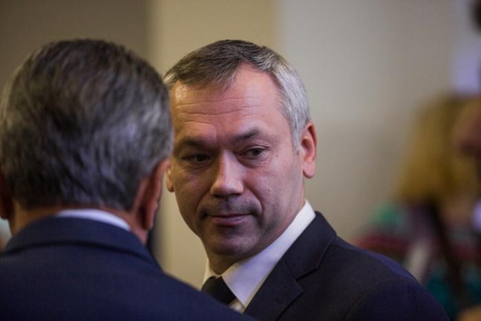 Врио губернатора отправит чиновников в суд разбираться с корректировкой платежей