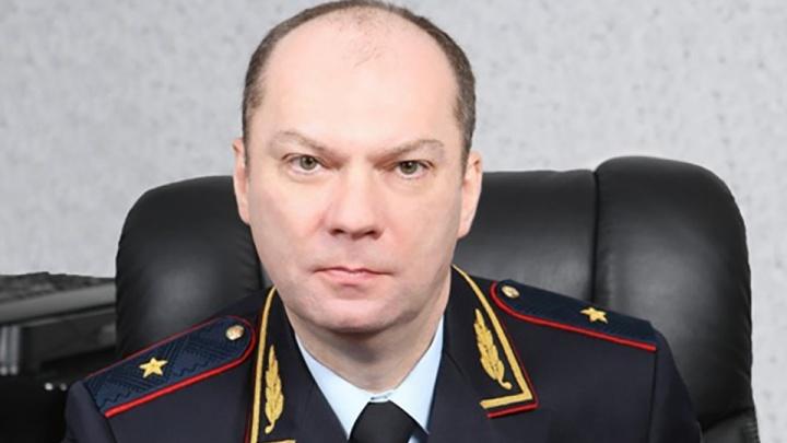 Путин уволил главу Сибирского юридического института МВД в Красноярске