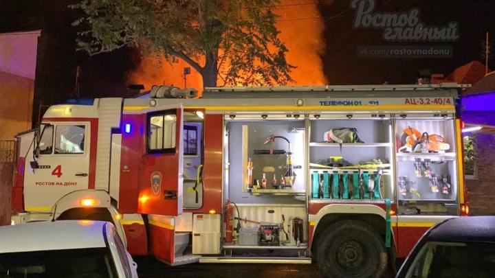 В Ростове удалось предотвратить большой пожар в Нахичевани
