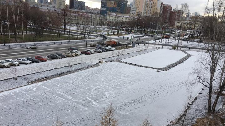 Новую парковку за Вечным огнём после ЧМ-2018 подарят Дворцу молодёжи