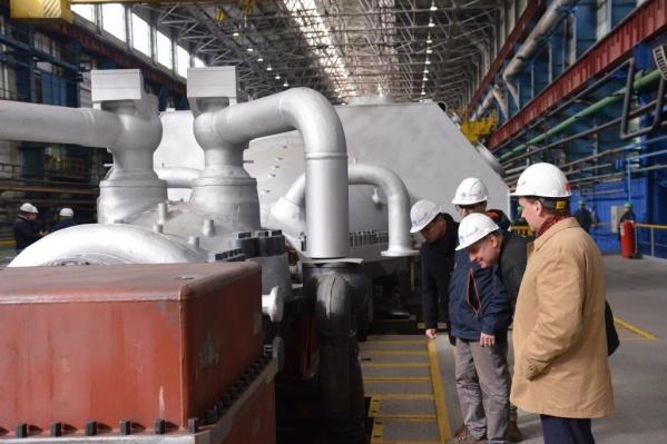 Сегодня ТЭС-1 обеспечивает теплом и электроэнергией не только производство АЦБК, но и жилой сектор Новодвинска