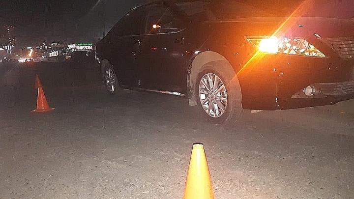 Пятилетний мальчик погиб под колесами Toyota в Уфе