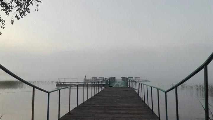 Озеро для подводной охоты
