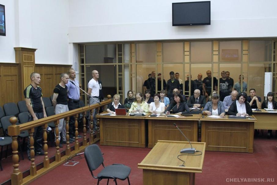 Суд над зачинщиками массовых беспорядков в ИК-6 длится уже почти три года