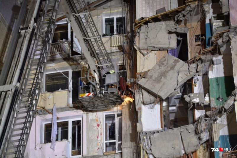 В результате трагедии в Магнитогорске 31 декабря погибли 39 человек