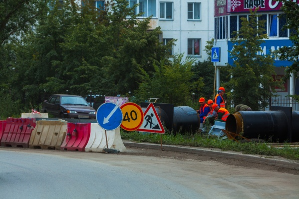 Ограничение движения на Доватора и других челябинских улицах снимут в июне