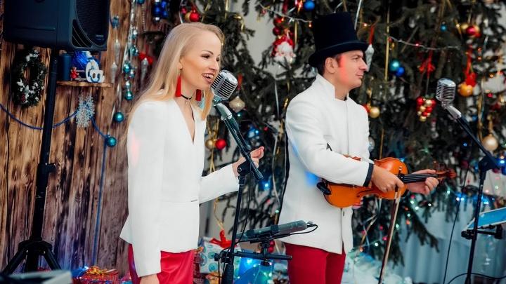 Дискотека зимой на берегу Обского моря: банкетные залы открыли бронирование на новогодний корпоратив