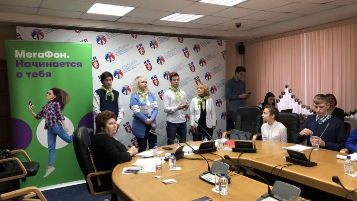 Дети-сироты из Красноярского края отправятся на фестиваль социальных проектов в Москву